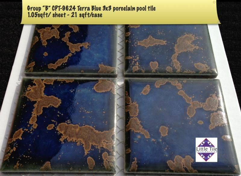 Discovery field series national pool tile online for Pool show discovery